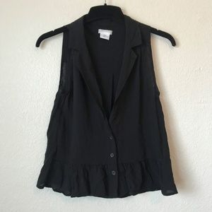 Urban Outfitters Cooperative Blouse